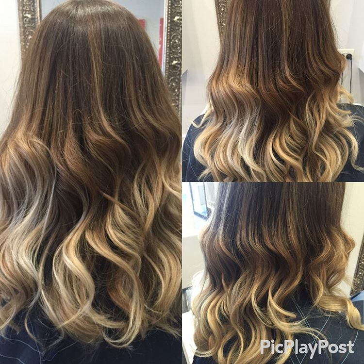 Client Look Of The Month Mesh Hair Spa Salon